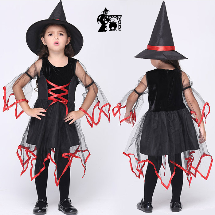 Halloween Outfits For Kids.Halloween Clothes Child Witch Medium Fairy Halloween Dance Clothes Kids Costume Play Costume Halloween Clothes Child Costume Play Disguise All Saints