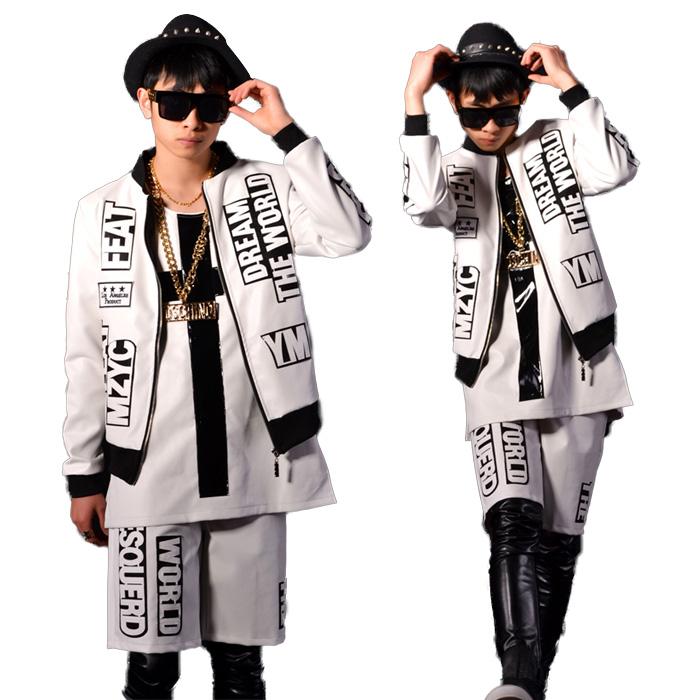 送料無料 ダンスウェア ファッション ダンス衣装 ヒップホップ メンズ ジャズダンス MENS JAZZ DS ストリート系 B系 ステージ衣装 男性用 演出服 ダンスウェアスター 社交ダンス HIPHOP カジュアルスタイル ダンス 衣装 ヒップホップ メンズ ステージ衣装
