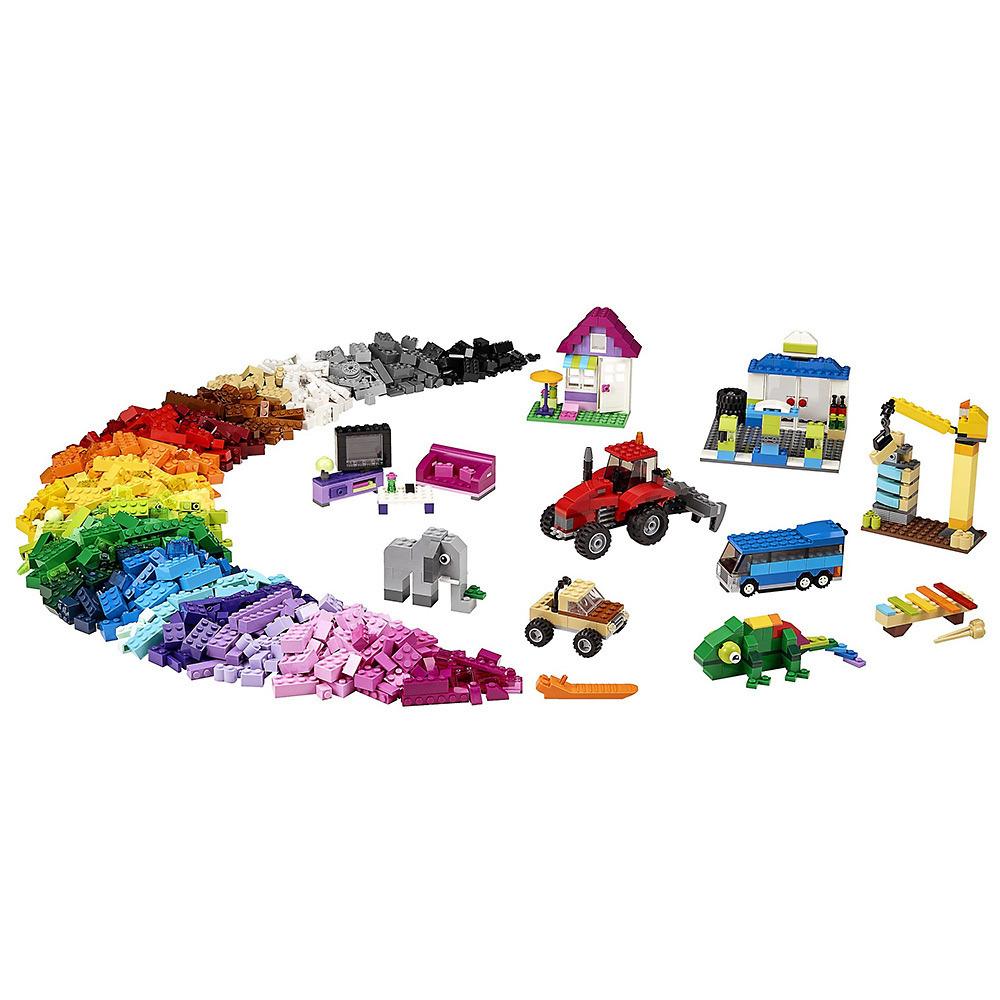 玩具,限量版樂高經典 10697 想法部分 < XXL >