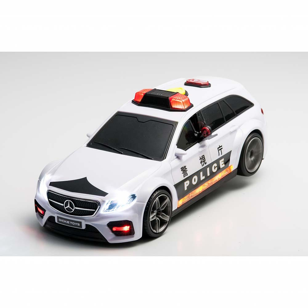 ライト 営業 サウンド Mercedes E43 爆売り パトロールカー AMG
