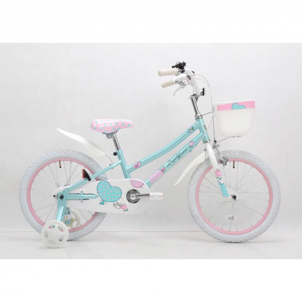 トイザらス限定 18インチ 子供用自転車 販売実績No.1 ガールズラブ テレビで話題 KENT
