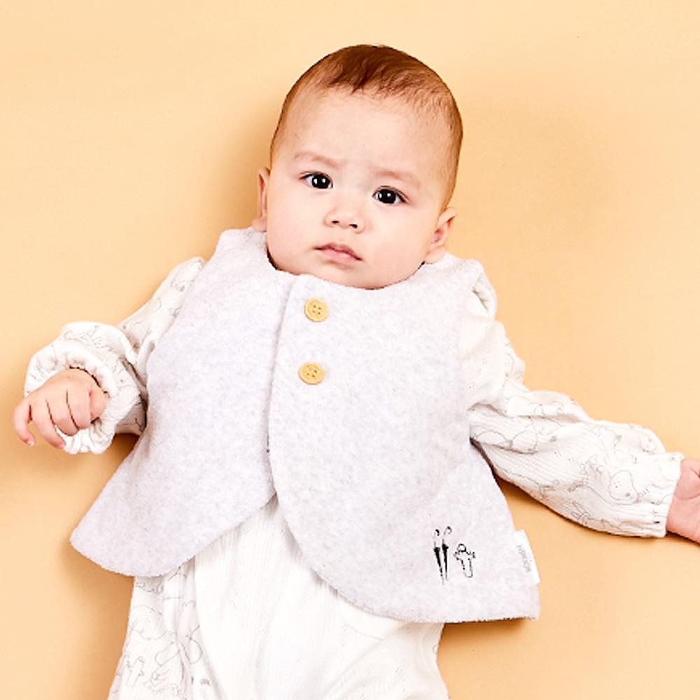 ベビーザらス限定 MOOMIN 新生児ベスト パイル 秀逸 ニョロニョロパラソル 売れ筋ランキング