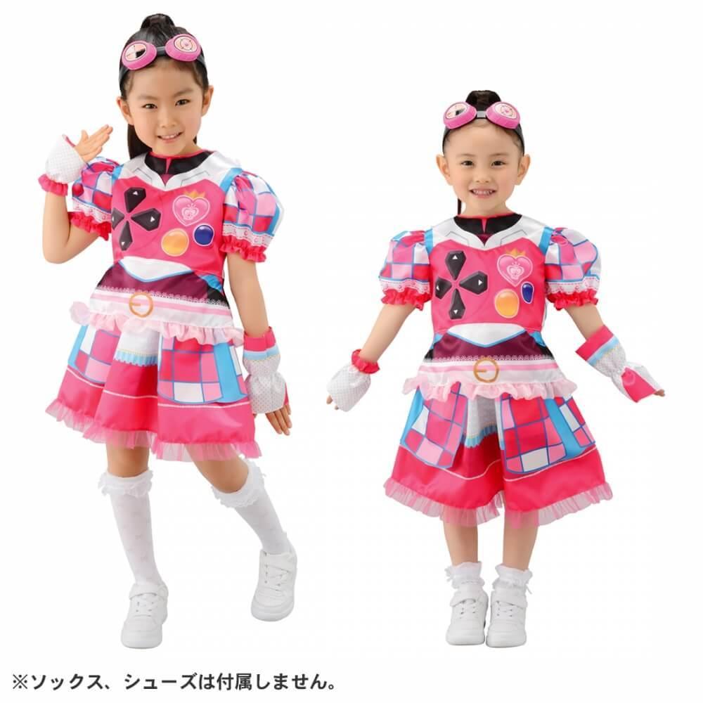 ビッ友×戦士 キラメキパワーズ キラパワコスチューム 送料無料 キラリ 日本産 低価格化