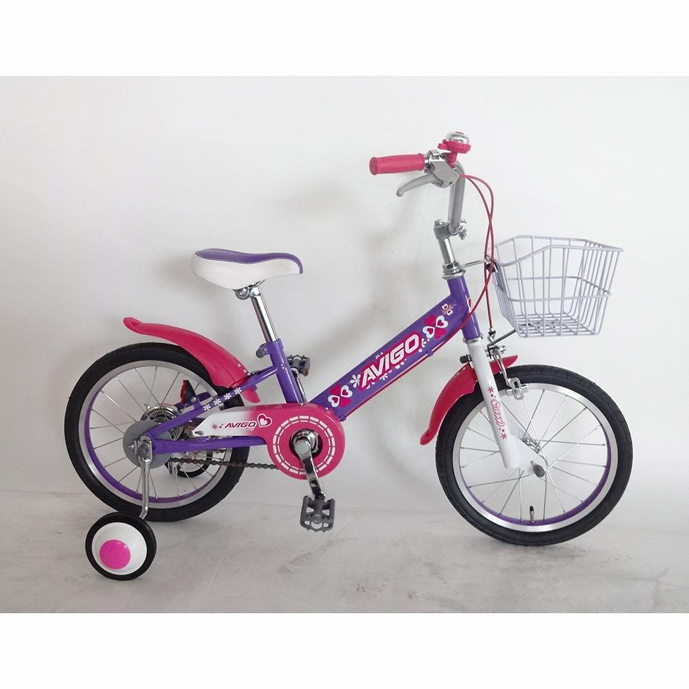 トイザらス AVIGO 16インチ 子供用自転車 アルバニー 【女の子向け】