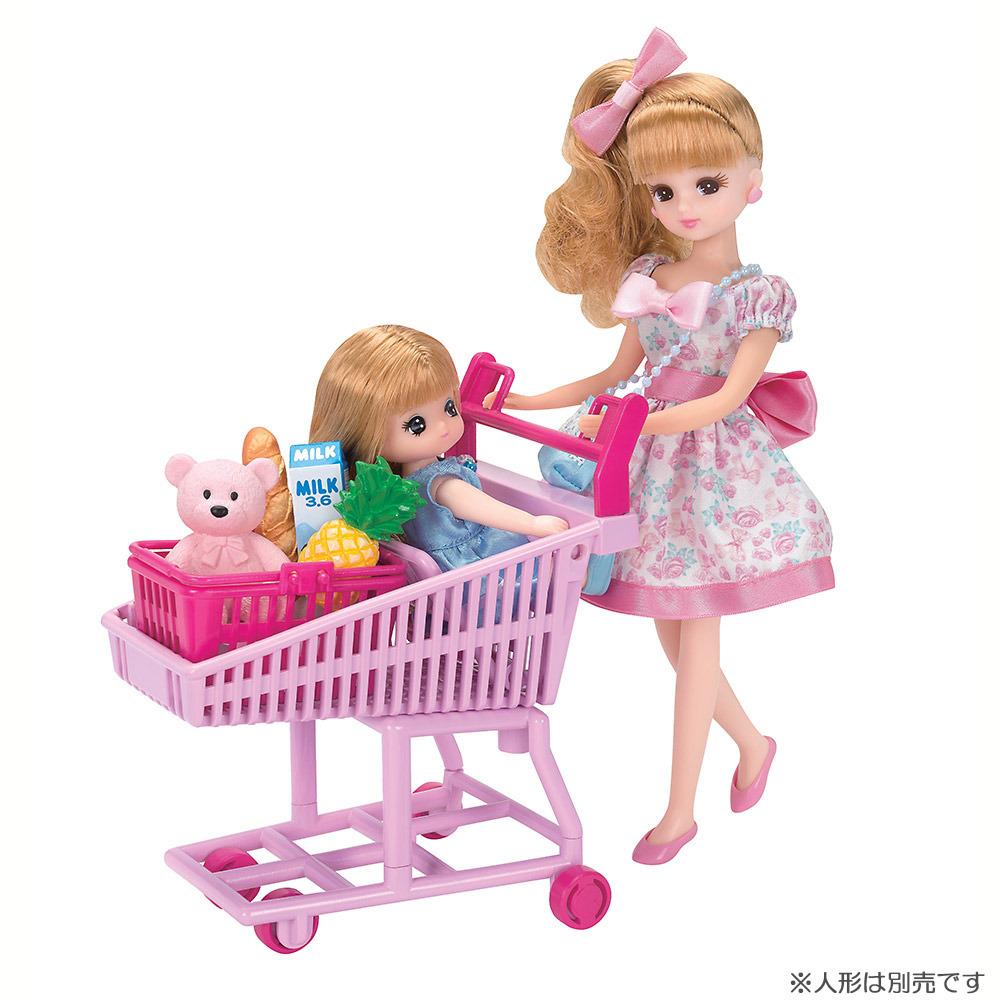 8a591a5efe92c 楽天市場 リカちゃんグッズ おかいものショッピングカート:トイザらス ...