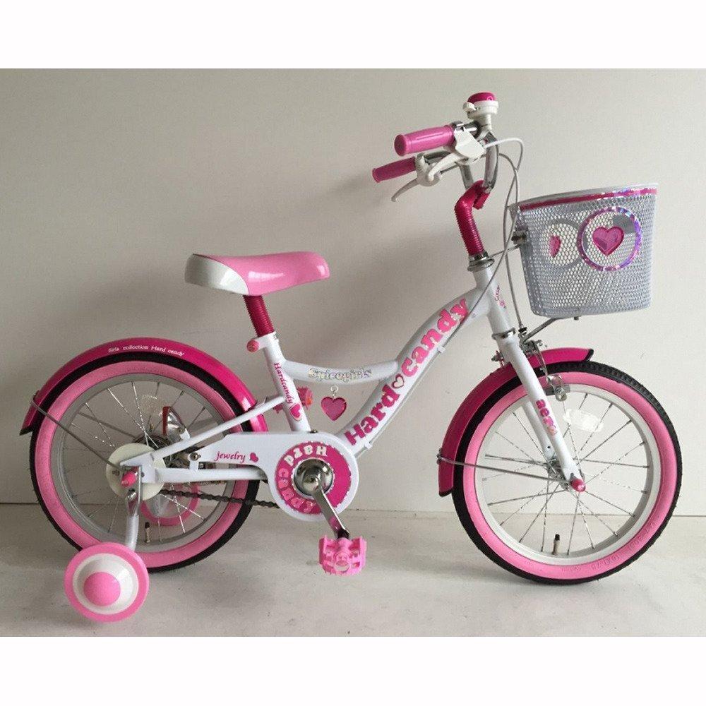 16インチ 子供用自転車 ハードキャンディ スパイスガール(ピンク)