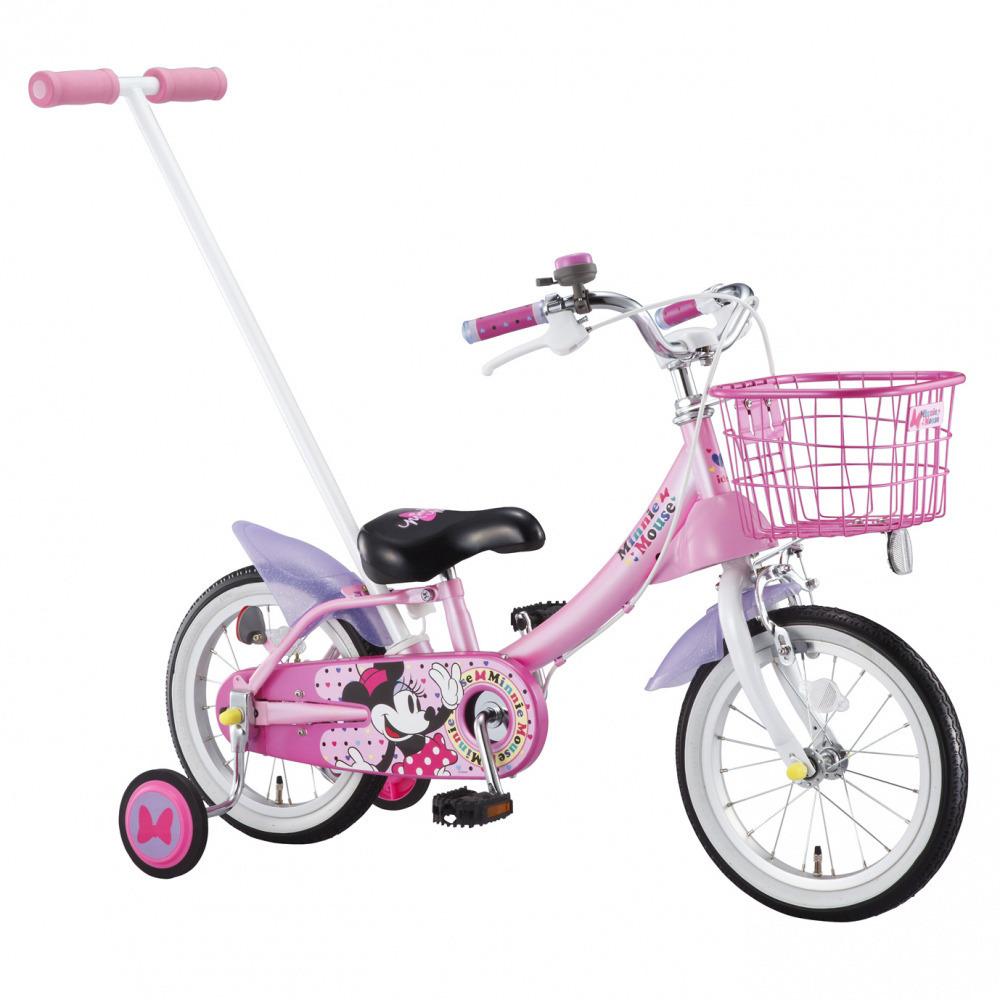 14インチ 子供用自転車 カジとり カジー ミニーマウス