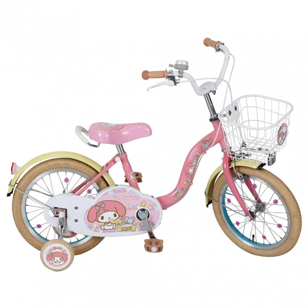 16インチ 子供用自転車 マイメロディ
