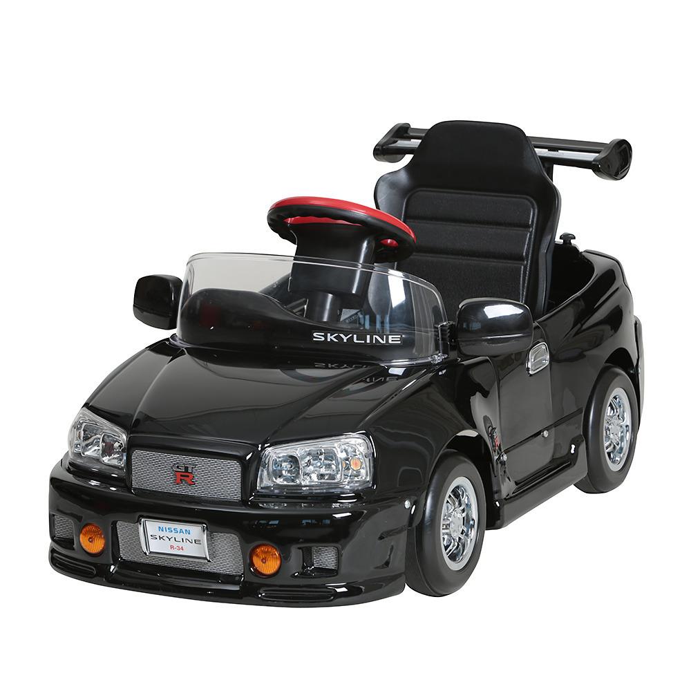 ペダルカー スカイラインGT-R R34【オンライン限定】【送料無料】