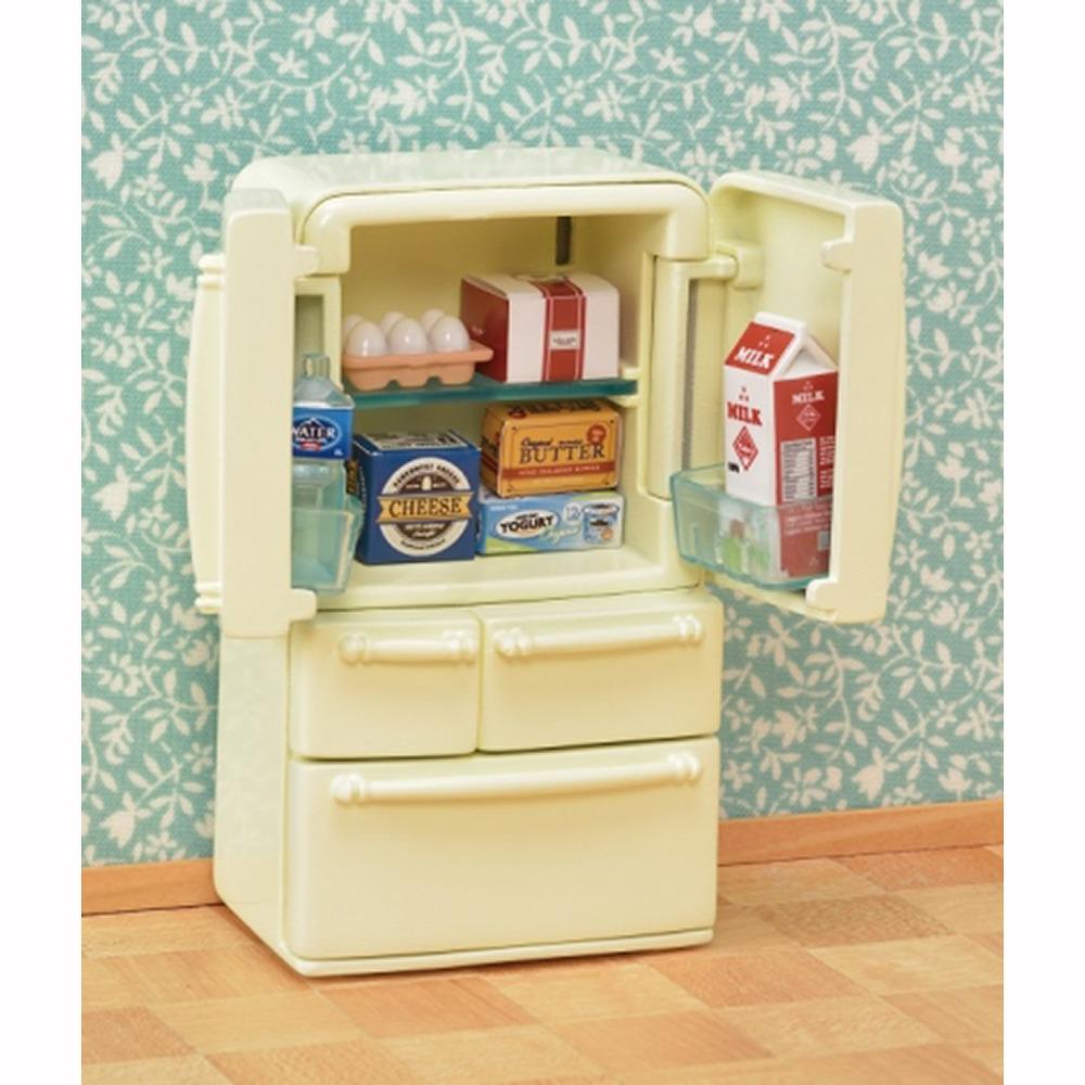 シルバニアファミリー 冷蔵庫セット ブランド買うならブランドオフ 今だけスーパーセール限定 5ドア