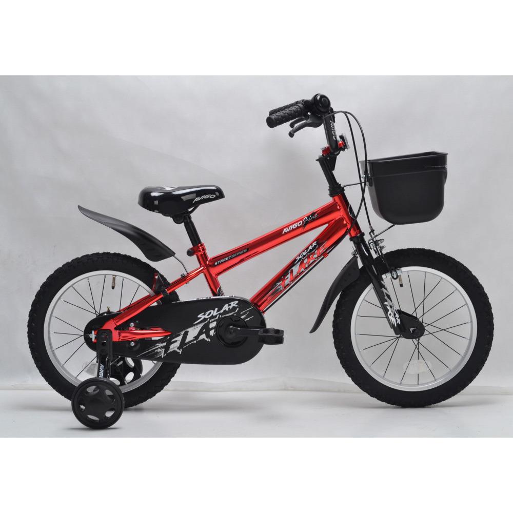トイザらス AVIGO 16インチ シャインレッド 子供用自転車 16インチ トイザらス シャインレッド, ママズフィッシングハウス:1fc35bcc --- cognitivebots.ai