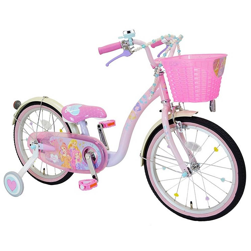 18インチ 子供用自転車 プリンセス ゆめカワ