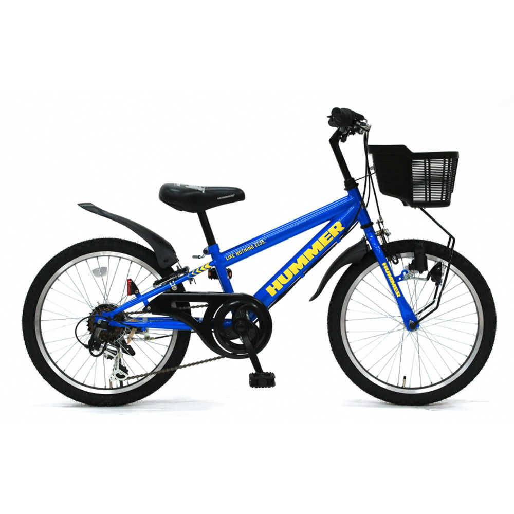 トイザらス限定 20インチ 子供用自転車 ハマー ジュニアCTB206-TZ(ブルー)