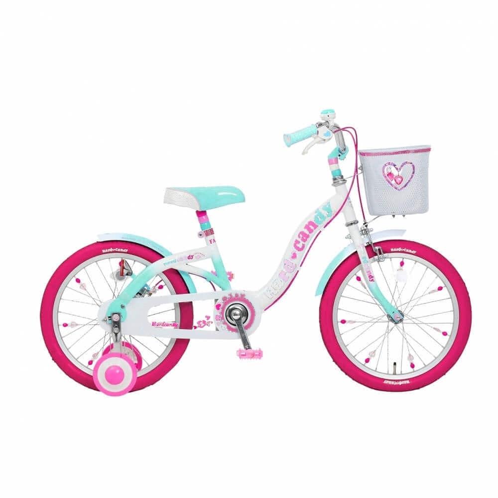 16インチ 子供用自転車 ハードキャンディ フェアリー(ミント)