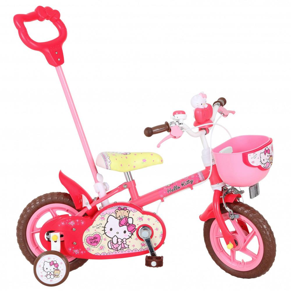 12インチ 子供用自転車 ハローキティ