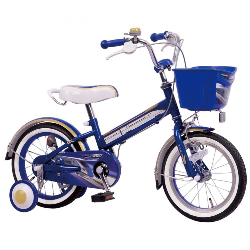 14インチ 子供用自転車 新幹線 かがやき