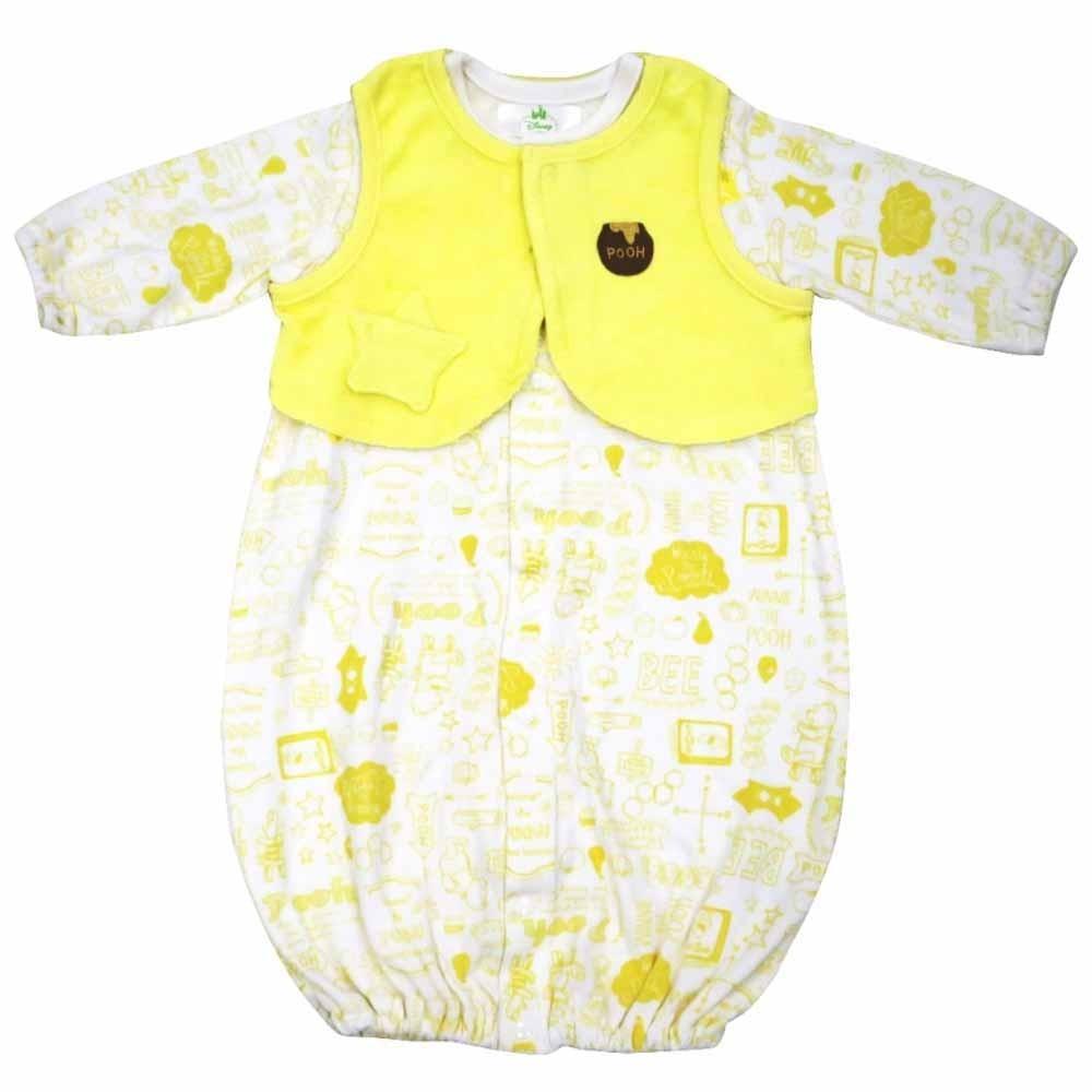 244b65eb79bad 楽天市場 ベビーザらス限定 ディズニー ベスト付き新生児ドレス くまの ...