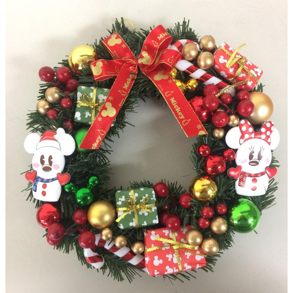 楽天市場】【クリスマス】トイザらス限定 ディズニークリスマス リース