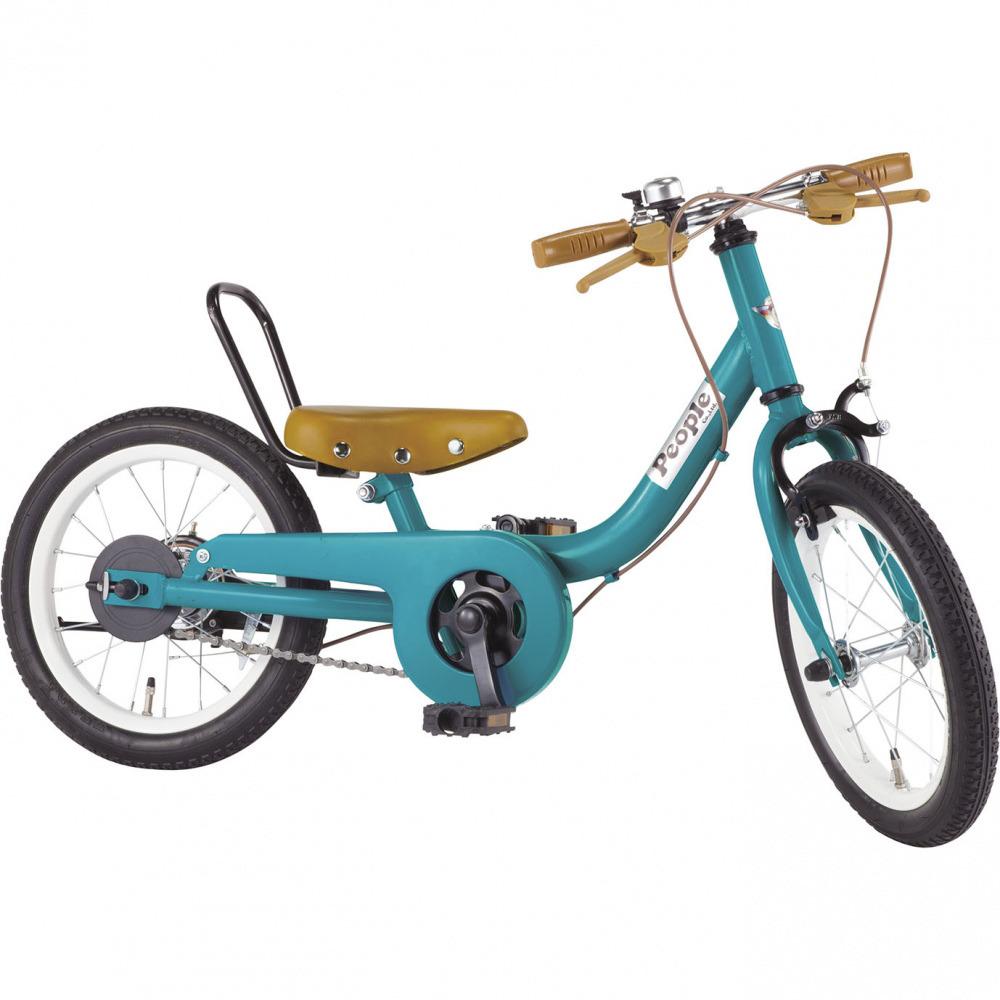 ケッターサイクル 14インチ 子供用自転車 ブルーミングターコイズ