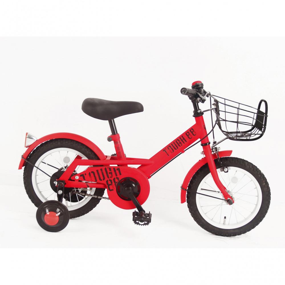 トイザらス限定 14インチ 子供用自転車 タフ88(レッド)