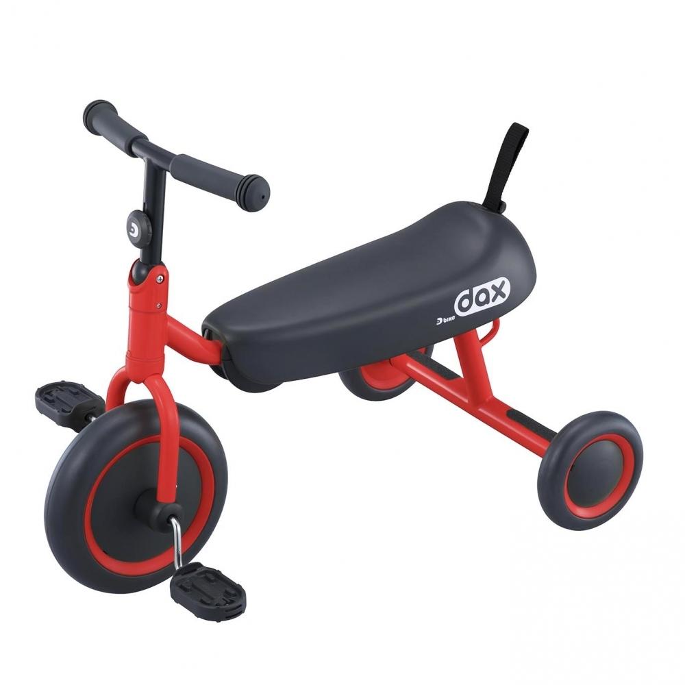 D-bike dax(ディーバイク ダックス)レッド【送料無料】