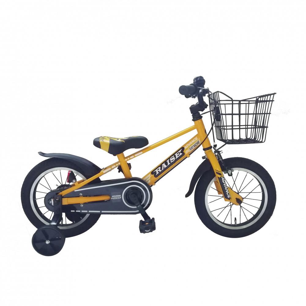 トイザらス限定 14インチ 子供用自転車 RAISE レイモア イエロー