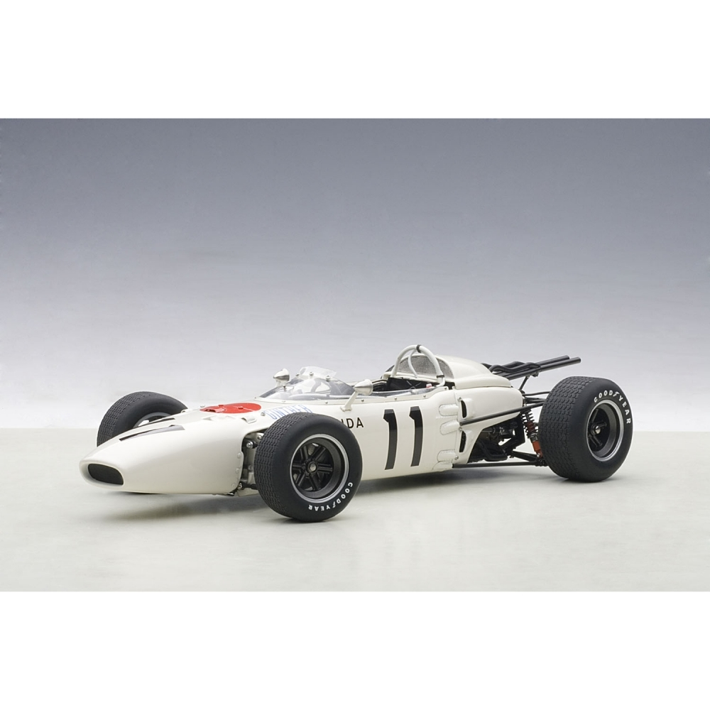 1/18 ホンダ RA272 F1 1965 #11 メキシコGP 優勝 (リッチー・ギンサー)【オンライン限定】【送料無料】