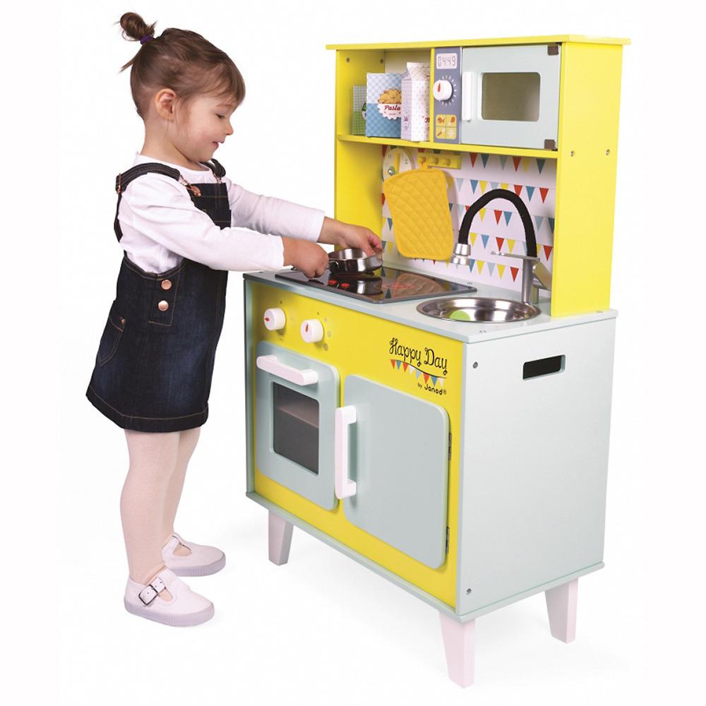 トイザらス限定 木製ハッピーデーわくわく 送料無料 特価品コーナー☆ IHキッチン 新作続