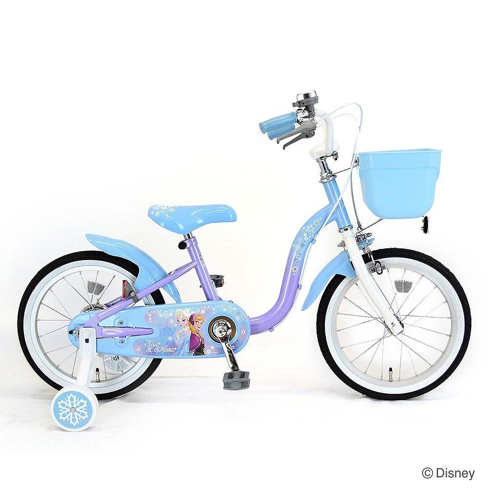 トイザらス限定 今だけ限定15%OFFクーポン発行中 18インチ お気に入り アナと雪の女王 子供用自転車