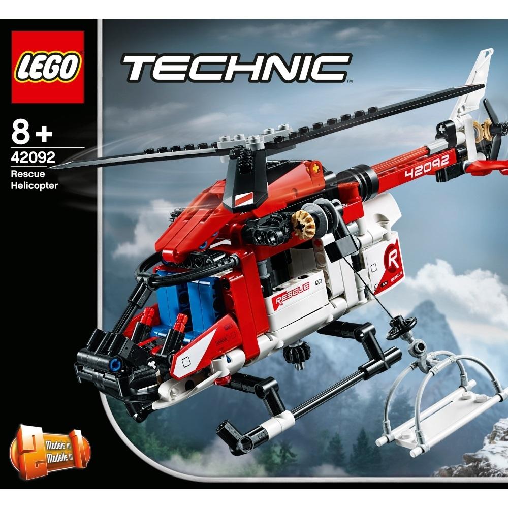 レゴ テクニック 42092 救助ヘリコプター|トイザらス・ベビーザらス
