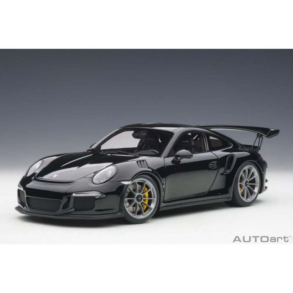 1/18 ポルシェ 911 (991) GT3 RS(ブラック)【オンライン限定】【送料無料】