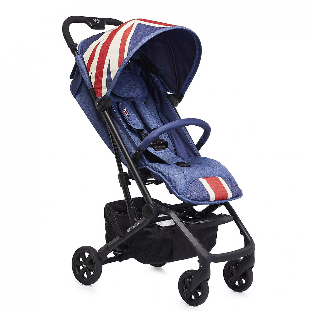ベビーザらス限定 MINI by easywalker Buggy XS UNION JACK VINTAGE【送料無料】