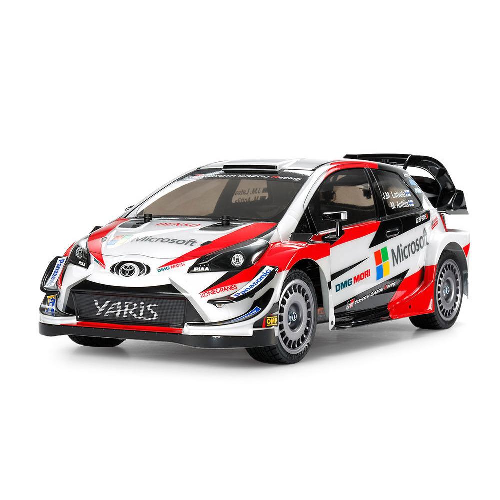 1/10 RC XB トヨタ ガズー レーシング WRT/ヤリス WRC(TT-02シャーシ)【オンライン限定】【送料無料】