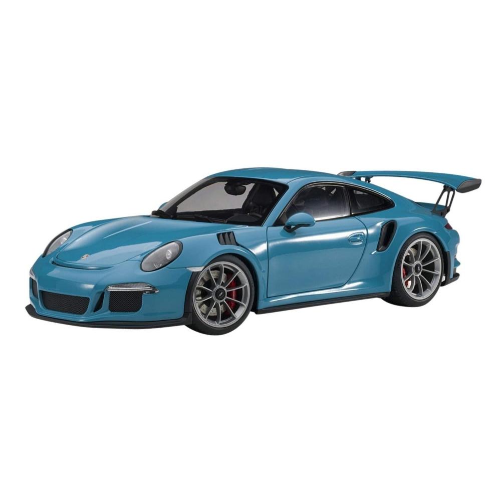 1/18 ポルシェ 911 (991) GT3 RS (スカイブルー)【オンライン限定】【送料無料】