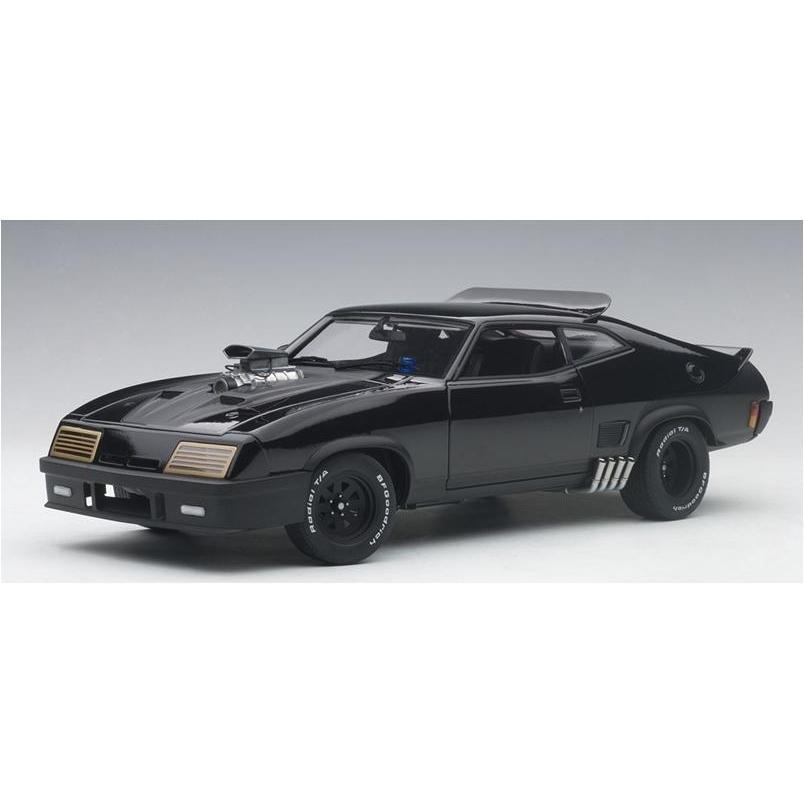 1/18 フォード XB ファルコン チューンド・バージョン 「ブラック・インターセプター」【オンライン限定】【送料無料】