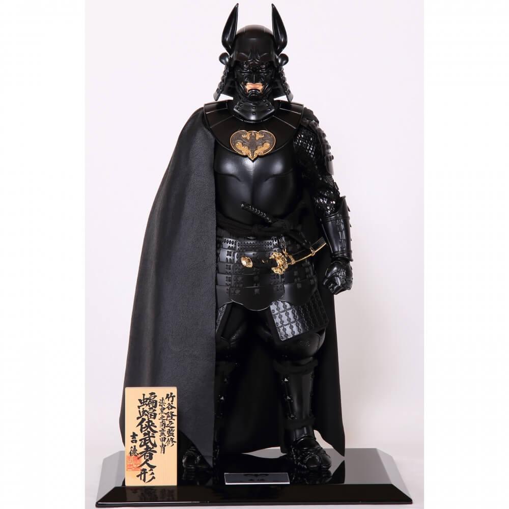 蝙蝠侠(バットマン)武者人形【オンライン限定】【送料無料】