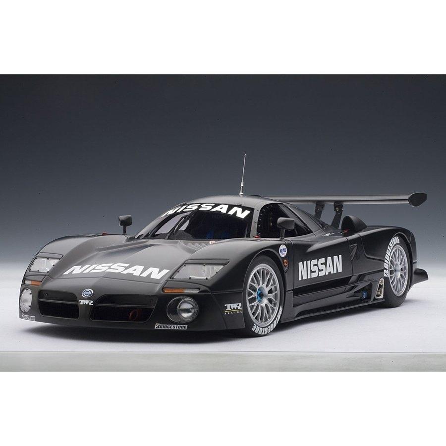 1/18 日産 R390 GT1 ルマン 1997 (テストカー)【オンライン限定】【送料無料】