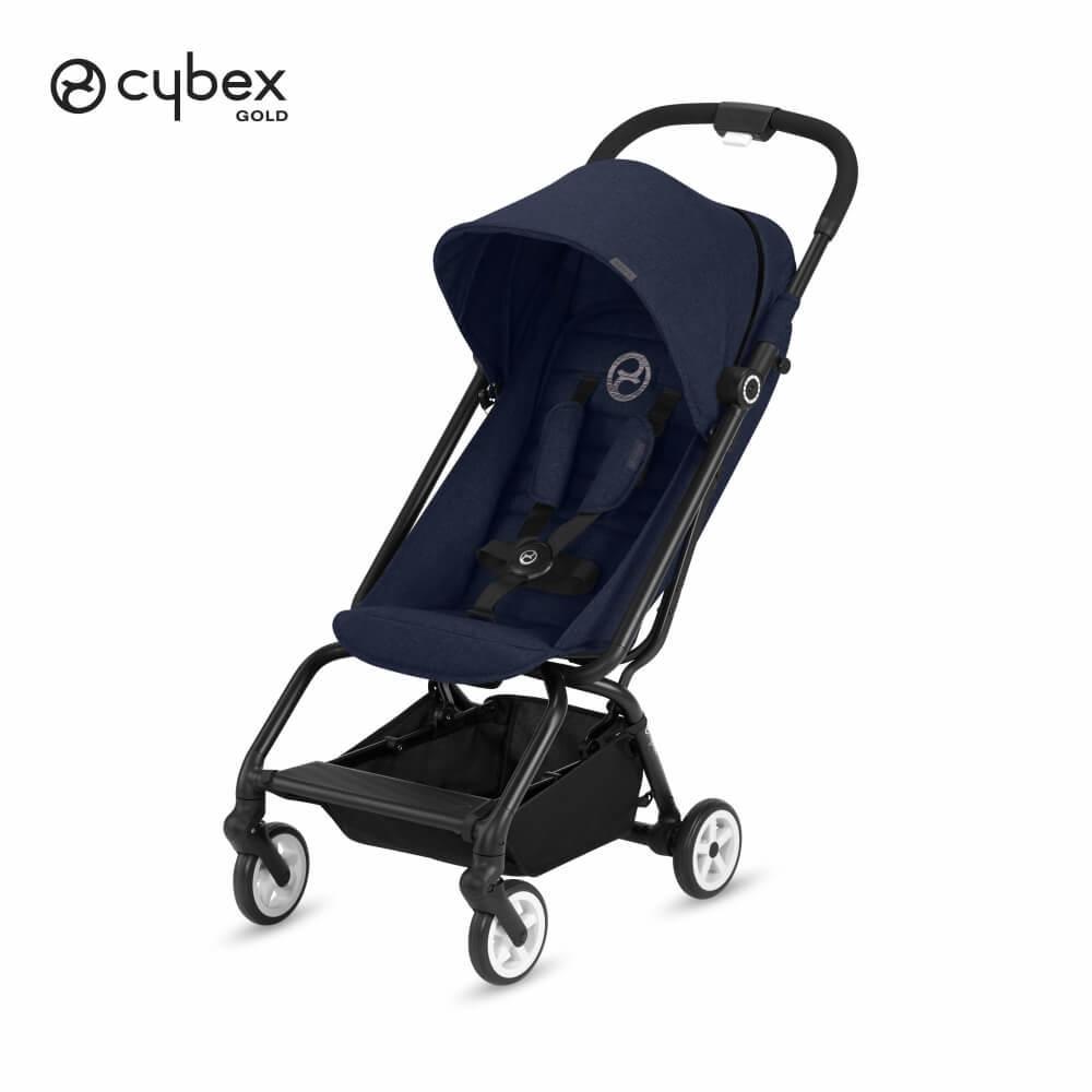 cybex EEZY S(デニムブルー)【送料無料】