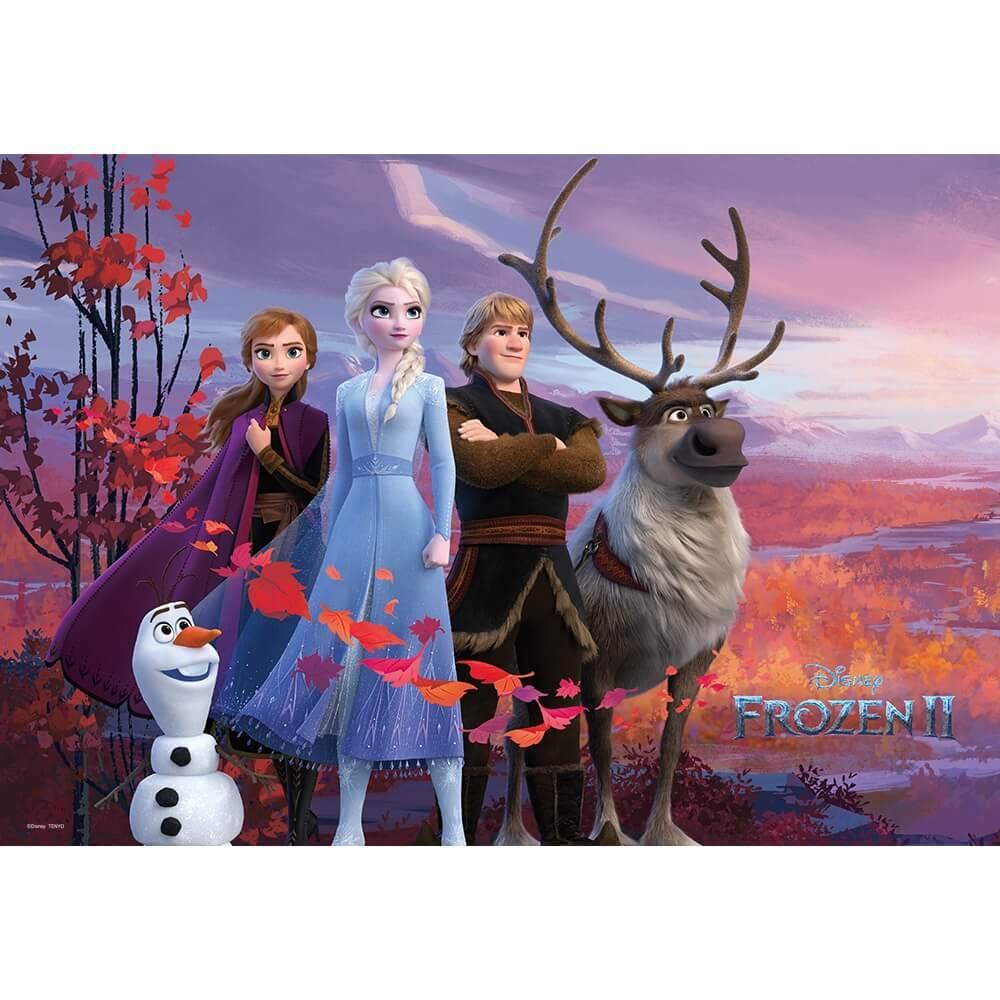 ディズニー アナと雪の女王 いつでも送料無料 1000ピース クリアランス ジグソーパズル 新たなる物語 2020秋冬新作
