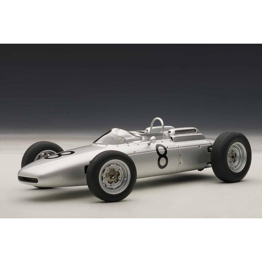 1/18 ポルシェ 804 F1 1962 #8 (ドイツGP/ヨアキム・ボニエ)【オンライン限定】【送料無料】