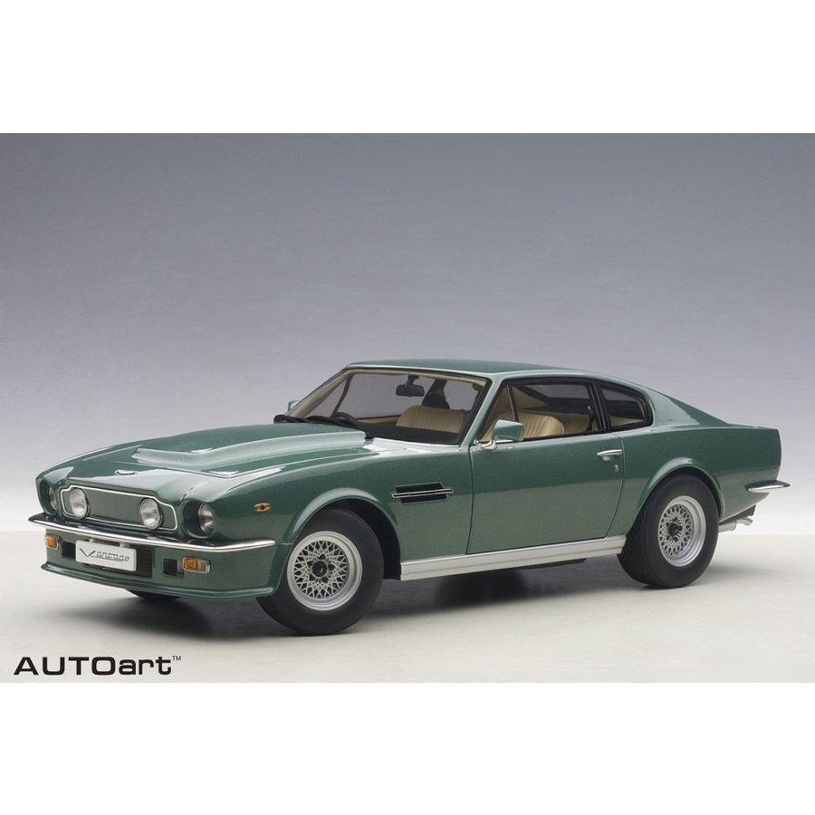1/18 アストンマーチン V8 ヴァンテージ 1985 (グリーン)【オンライン限定】【送料無料】