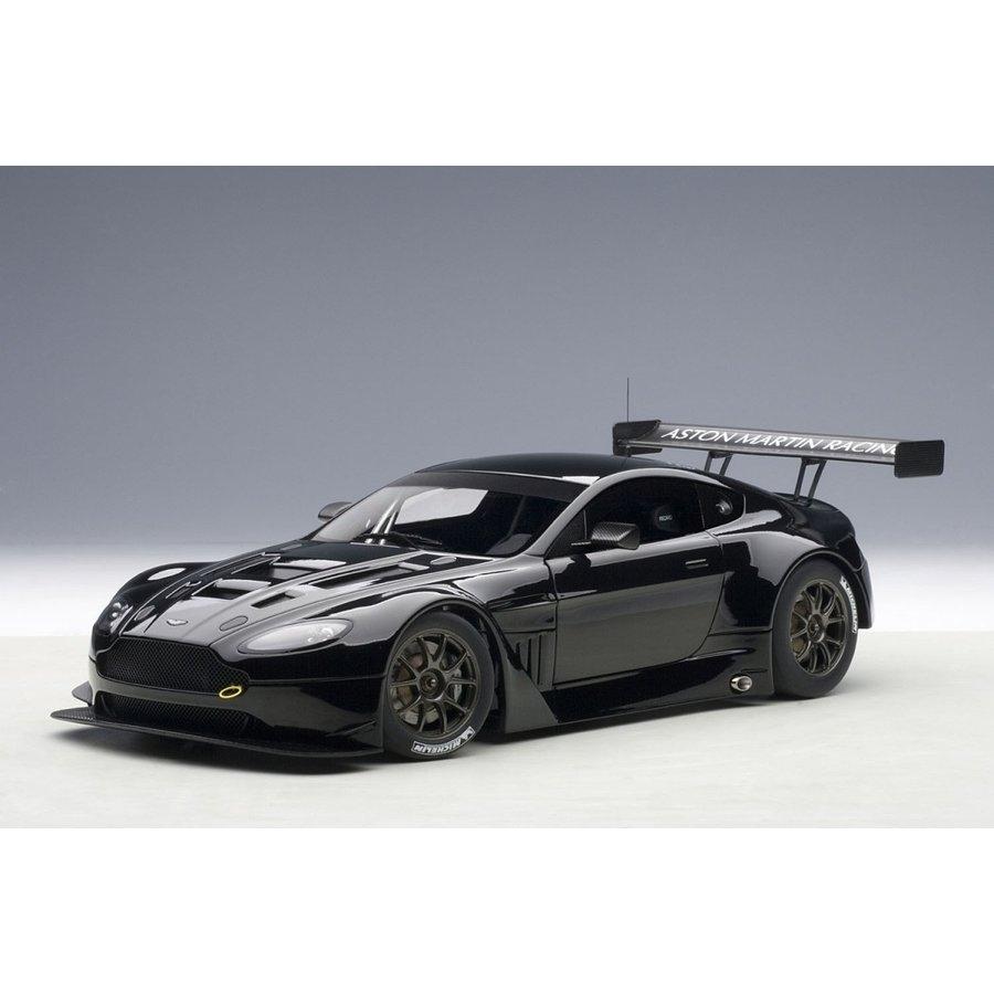 1/18 アストンマーチン V12 ヴァンテージ GT3 2013 (ブラック)【オンライン限定】【送料無料】