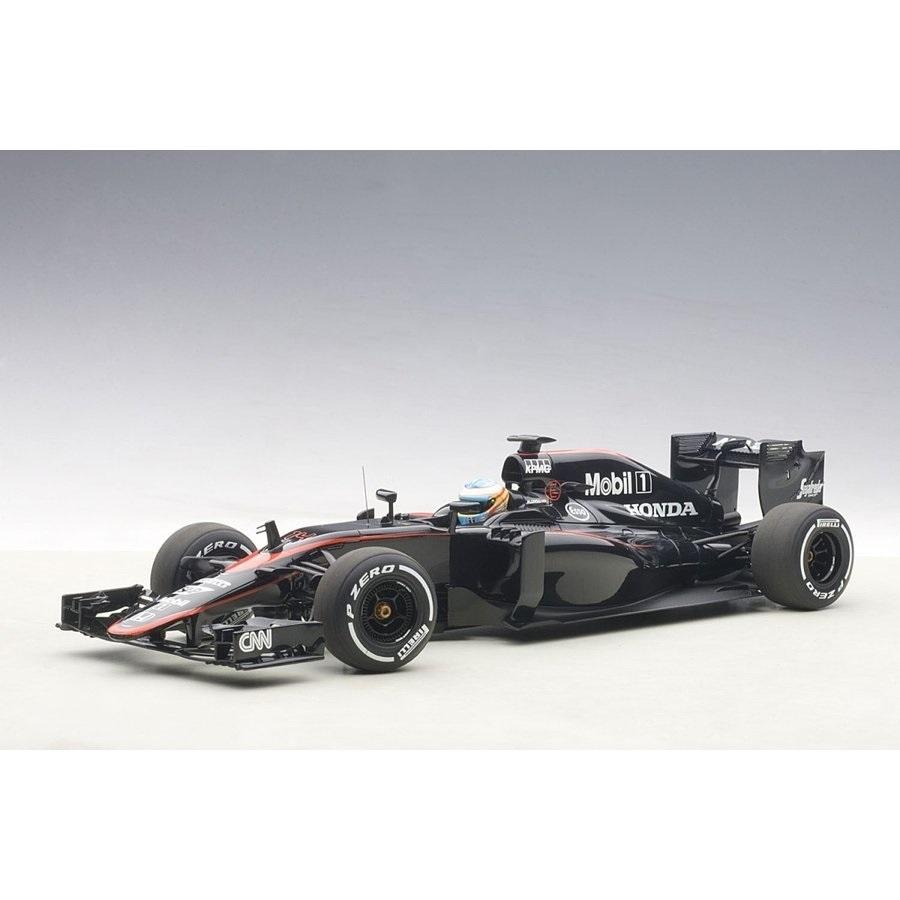 1/18 マクラーレン MP4-30 ホンダ F1 2015 スペインGP #14 フェルナンド・アロンソ【オンライン限定】【送料無料】