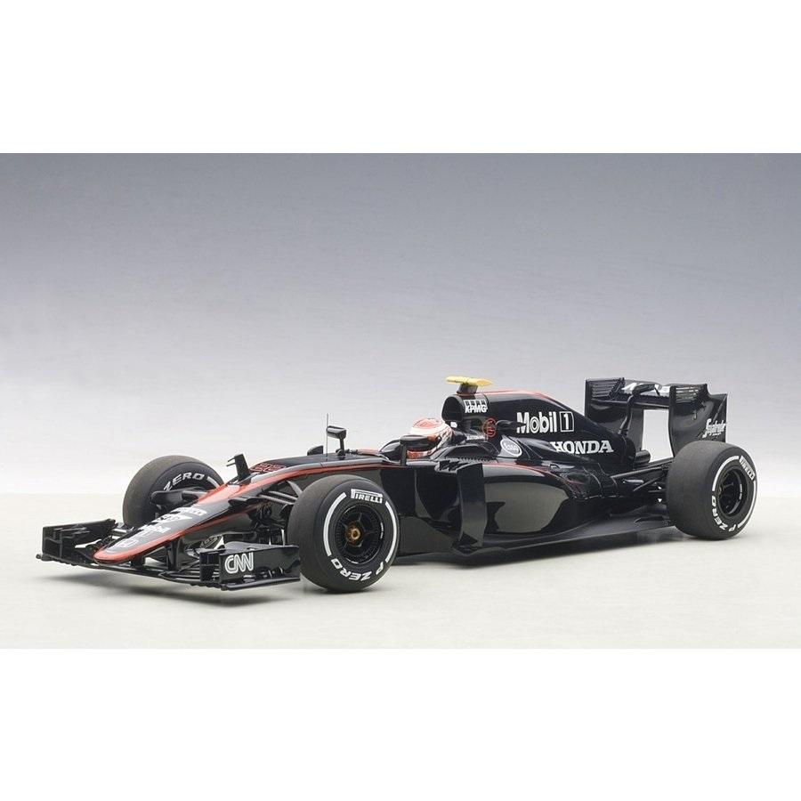 1/18 マクラーレン MP4-30 ホンダ F1 2015 スペインGP #22 ジェンソン・バトン【オンライン限定】【送料無料】