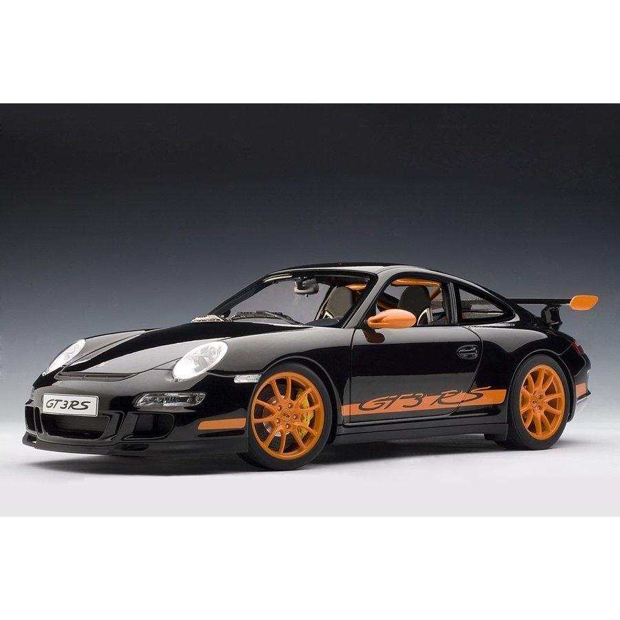 1/12 ポルシェ 911(997) GT3 RS (ブラック・オレンジ)【オンライン限定】【送料無料】