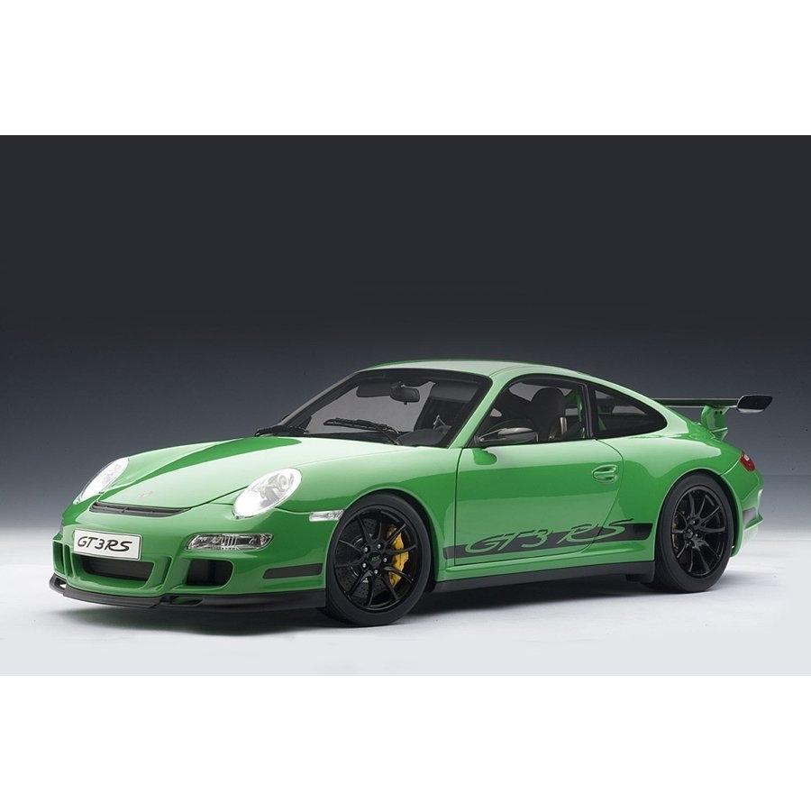 1/12 ポルシェ 911(997) GT3 RS (グリーン・ブラック)【オンライン限定】【送料無料】