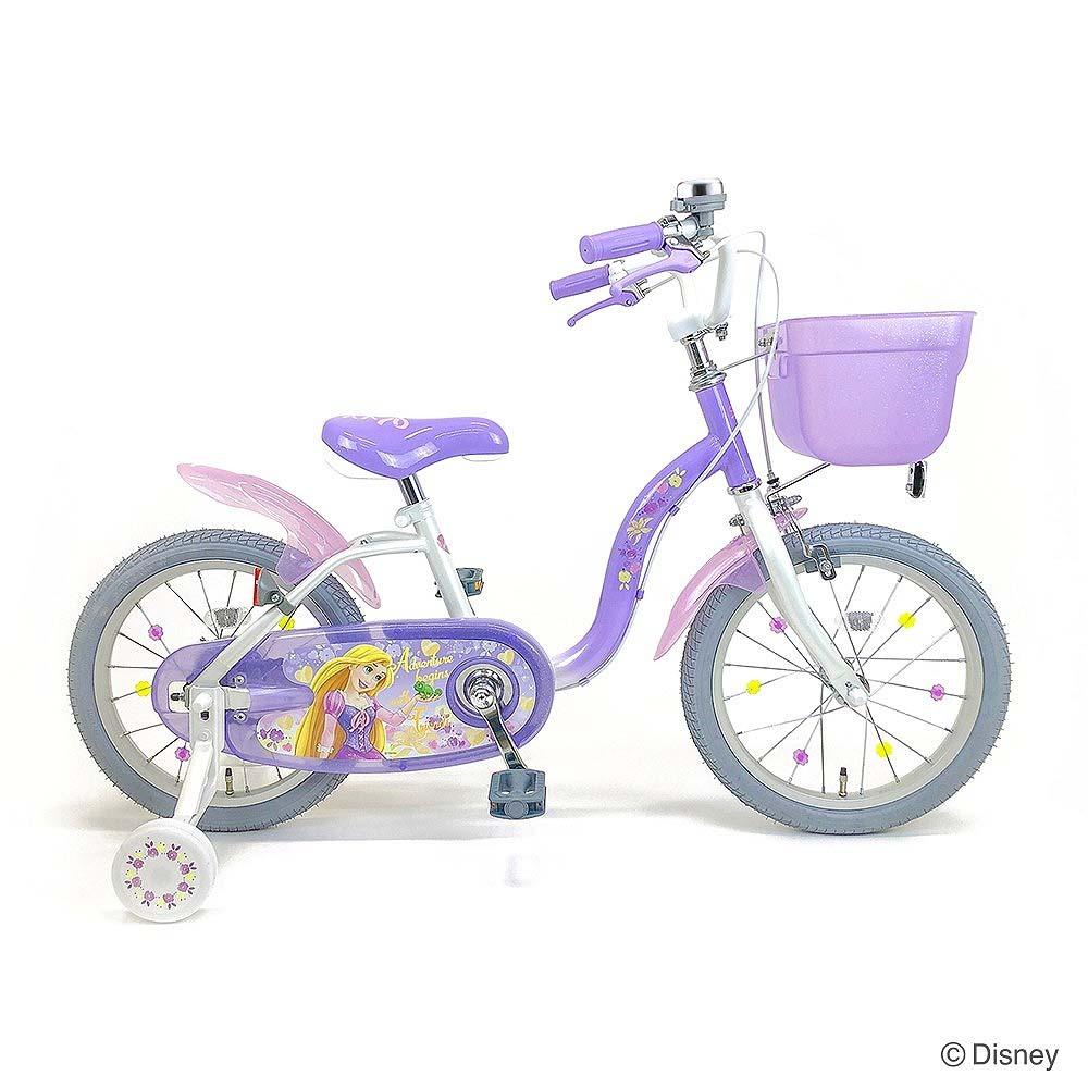 トイザらス限定 ラプンツェル自転車16型