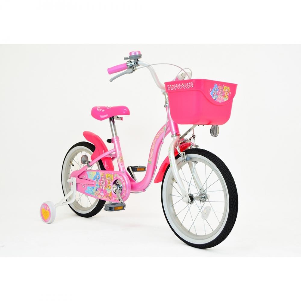 トイザらス限定 ヒーリングっとプリキュア自転車16型