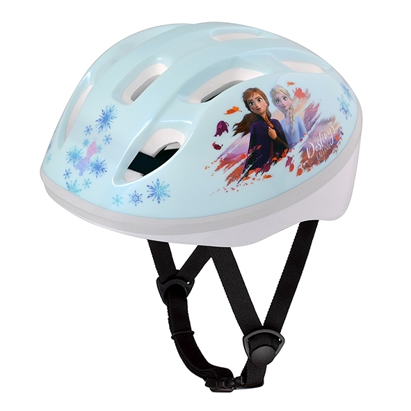 アナと雪の女王2 キッズヘルメットS 激安通販専門店 53~57cm 再販ご予約限定送料無料