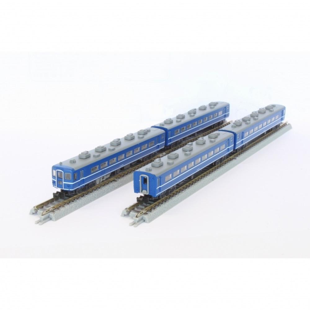 ロクハン 国鉄 14系特急形客車 4両基本セット【オンライン限定】【送料無料】